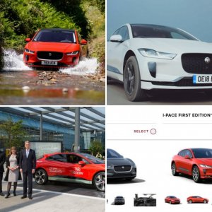Jaguar I-Pace News