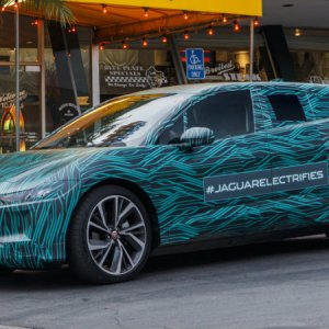 Jaguar I Pace EV To Be Unveiled In March 1