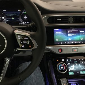 Inside my iPace
